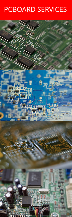 PCBoard Services | Printed Circuit Board Repairs | SMD's